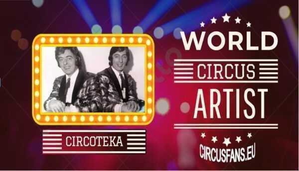 "EMILIO ""AGUANITO"" MERZARI - WORLD CIRCUS ARTIST"