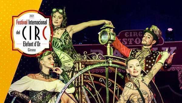 festival circ elephant d'or girona