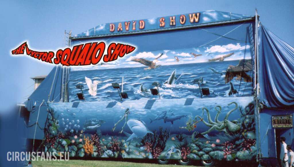 victor squalo show david piovra