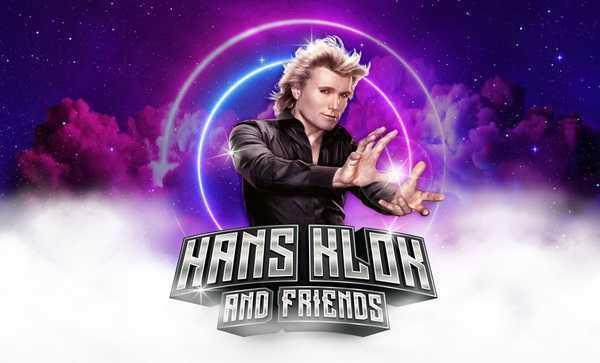 HANS KLOK &FRIENDS: NUOVO SPETTACOLO