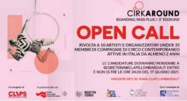 Formazione gratuita per organizzatori di circo contemporaneo