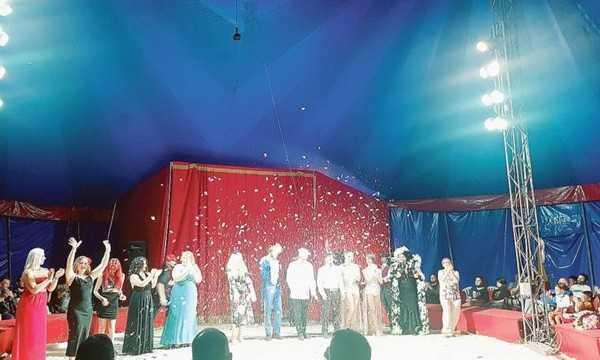 Il Grazie del circo Busnelli al Polesine