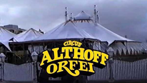 circo althoff orfei a cagliari