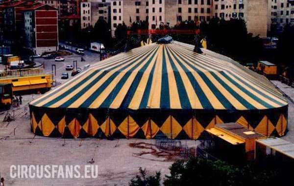 circo miranda orfei 1993