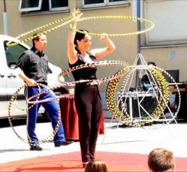 Circo Orfei sotto 'sfratto' e bloccato a Rieti