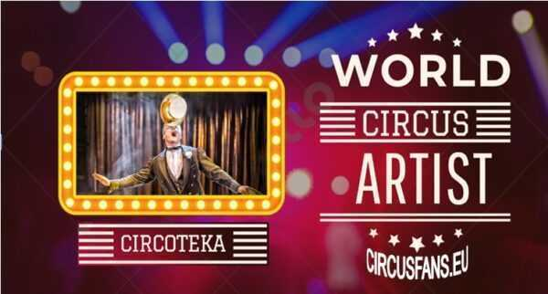 KRISTIAN KRISTOF – WORLD CIRCUS ARTIST