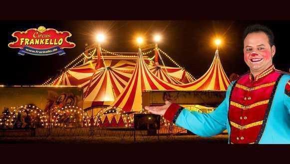 il circus frankello parla italiano 2021
