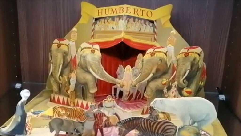 I LIBRI POP UP: La magia del Circo dentro ai libri