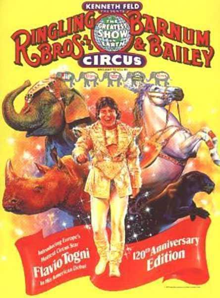 RINGLING BROS AND BARNUM & BAILEY CIRCUS 1991