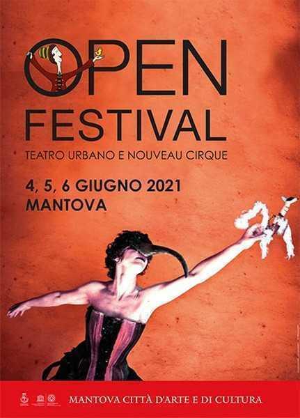 Open Festival Mantova 4-5-6 giugno 2021