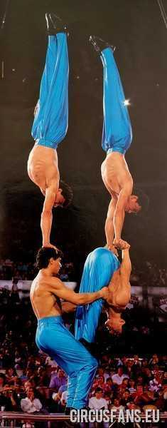 ringling bros barnum and bailey circus 1991