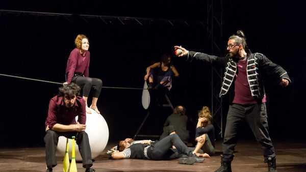 Salt'in circo - cabaret di circo contemporaneo