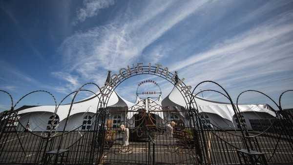 Il Super Circo d'Italia sta arrivando a Las Cruces