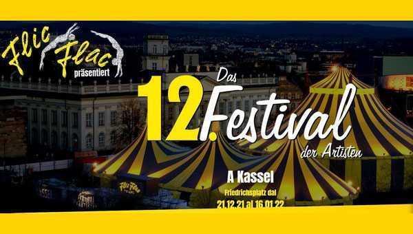 FLIC FLAC 12° FESTIVAL DER ARTISTEN