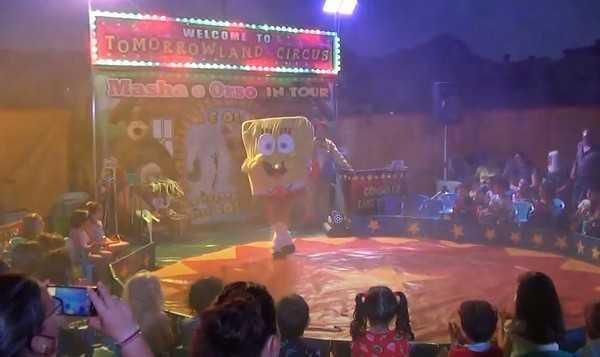A Villacidro torna il circo Giovanni Medini all'aperto
