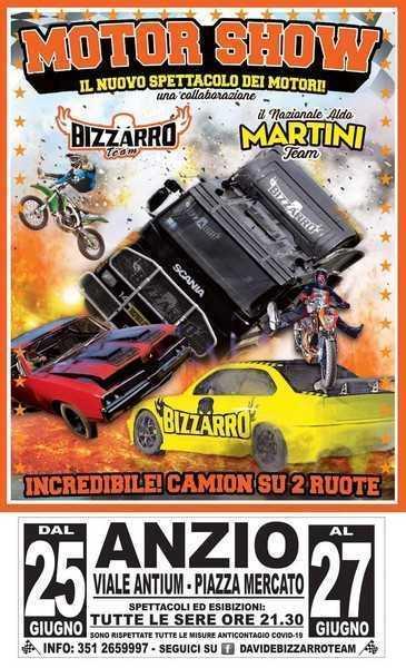 MOTOR SHOW BIZZARRO MARTINI