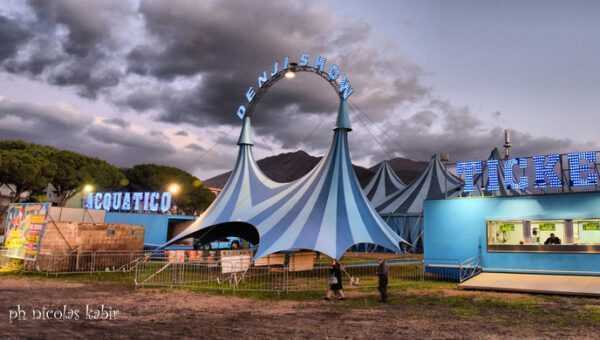 riparte il circo denji show