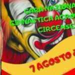 GARA NAZIONALE DI GINNASTICA ACROBATICA CIRCENSE: update