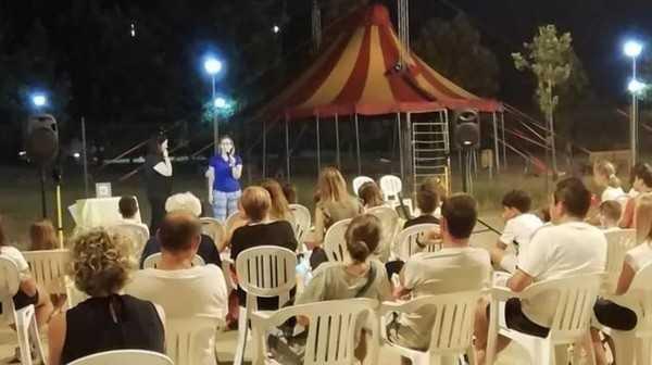 Pontedera riparte la scuola di circo