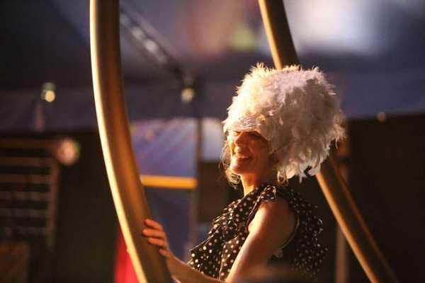 La magia del circo nella Notte Saracena
