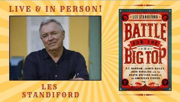 BATTLE FOR THE BIG TOP: il libro