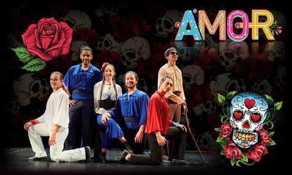 IL CIRCO CUBANO in AMOR a Milano 11/07/21