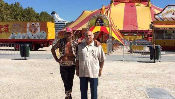 La famiglia Edelstein annuncia il nuovo Cirque Pinder per le Feste a Parigi