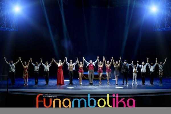 Funambolika si chiude il festival internazionale del Nuovo Circo