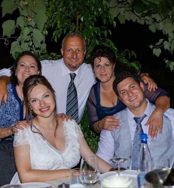 MATRIMONIO AL CIRCO AMERICANO