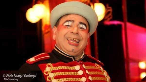 clown kike