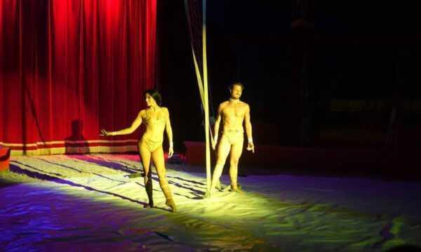 new entry al circo busnelli