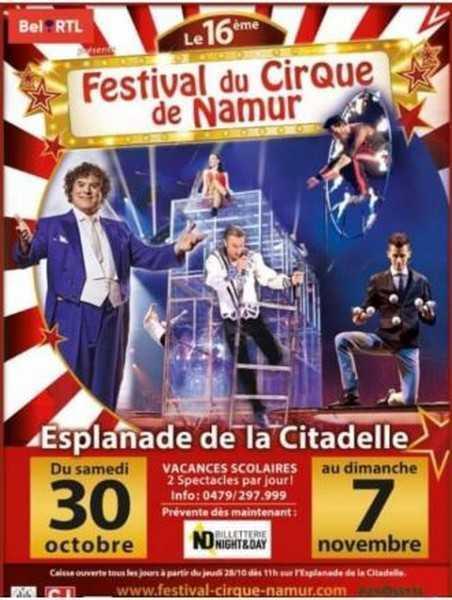 XVI° FESTIVAL DE NAMUR