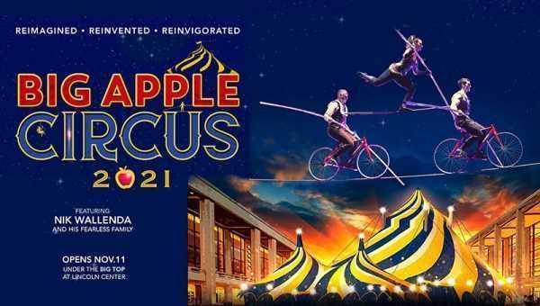 big apple circus riparte