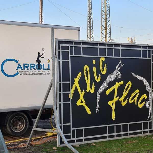 STEVEN CARROLI DA FLIC FLAC