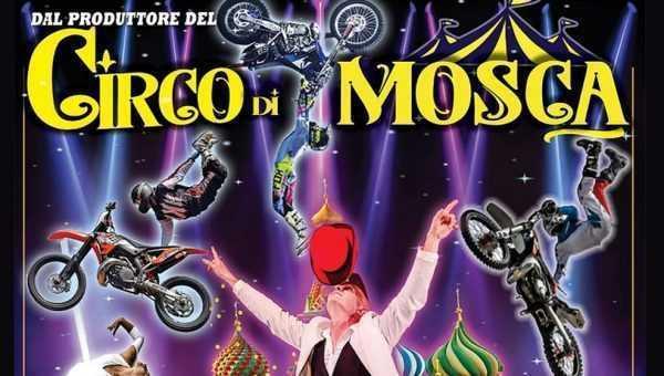 IL CIRCO DI MOSCA (Rossante) RIPARTE DA MILANO