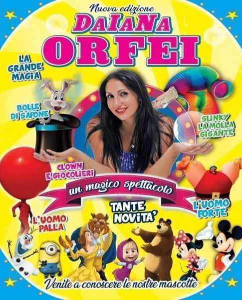 Daiana Orfei a San Donà