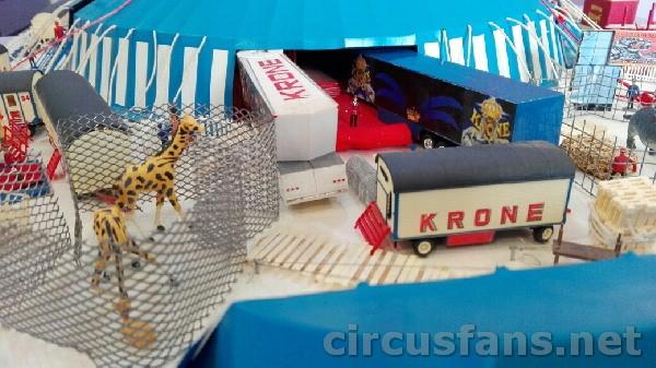 MODELLISMO: CIRCUS KRONE & CIRCO MEDRANO