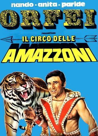 GLI ANNI D'ORO DEL CIRCO ITALIANO: Video storici!