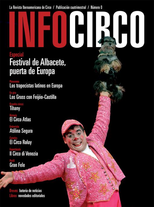 """INFOCIRCO"": Nuova rivista spagnola"
