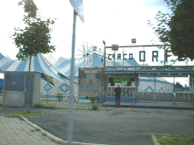 Circo Amedeo Orfei