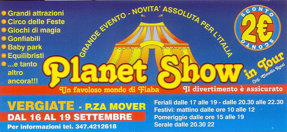 Planet Circus