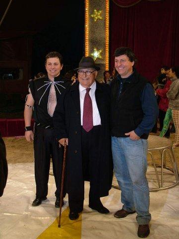 Cesare, Flavio e Jones Togni