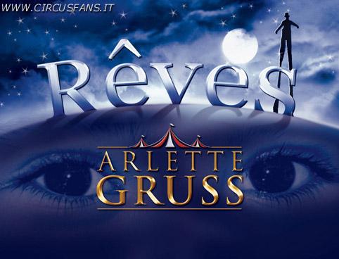 Il Manifesto 2005 del Cirque Arlette Gruss