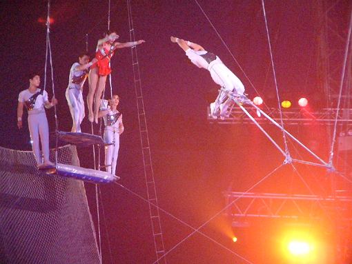 Multi Flying Trapeze