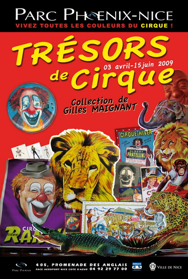 TRESORS DE CIRQUE