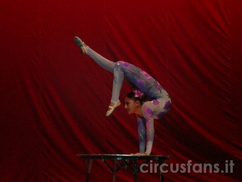FESTIVAL CIRCUBA 2012 ENERGIA E TALENTI