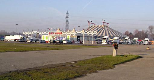 Cirque de l'Eau