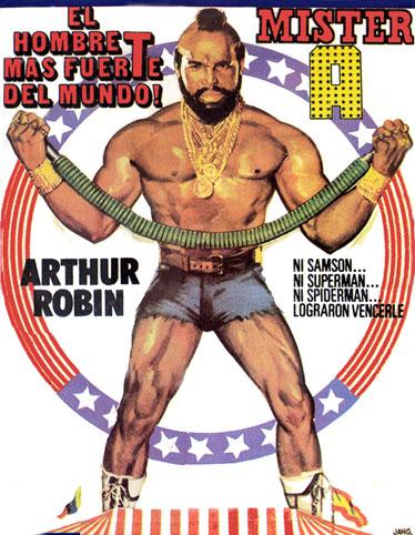 Manifesto di Arthur Robin