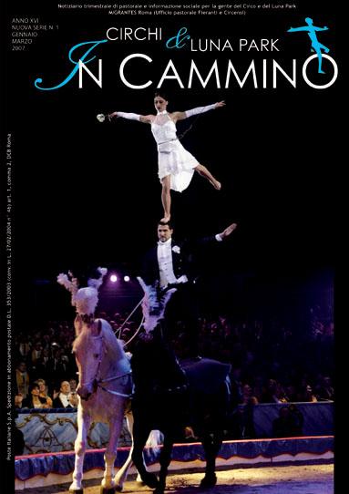 """STA ARRIVANDO """"IN CAMMINO"""" n° 1/2007!"""